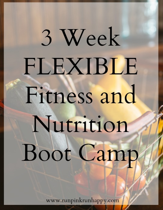 Fitness and Nutrition Bootcamp