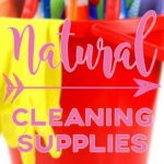 Three Natural Cleaning Supplies