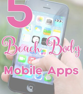 5 Beach Body Mobile Apps