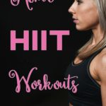 Home HIIT Workouts