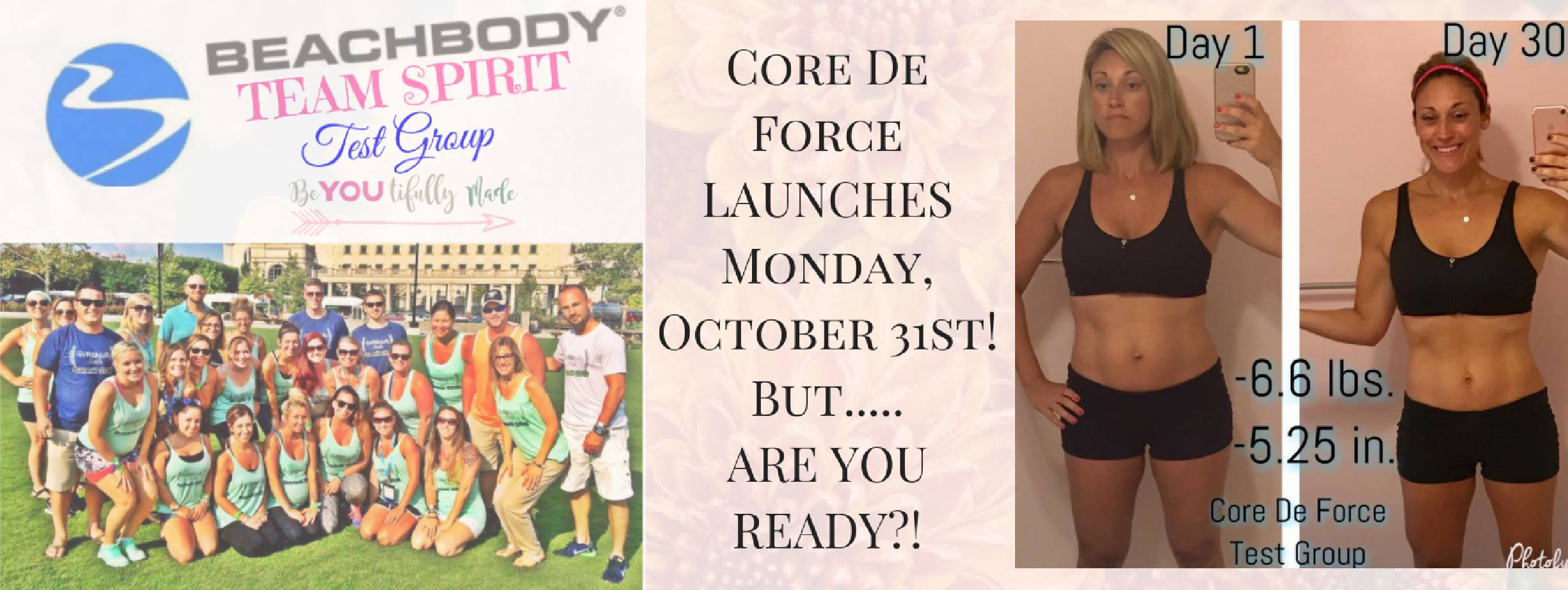 Core De Force Launch
