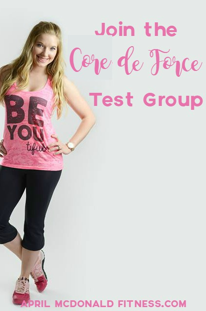 Core de Force Beach Body test group