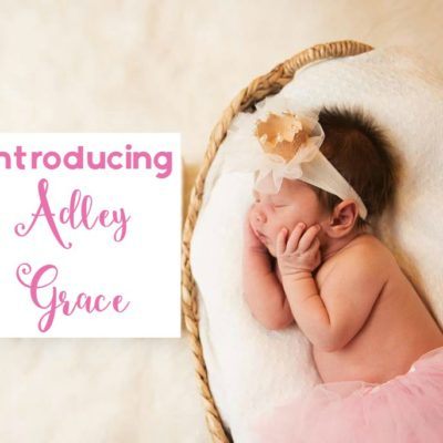 Adley Grace's Natural Birth Story