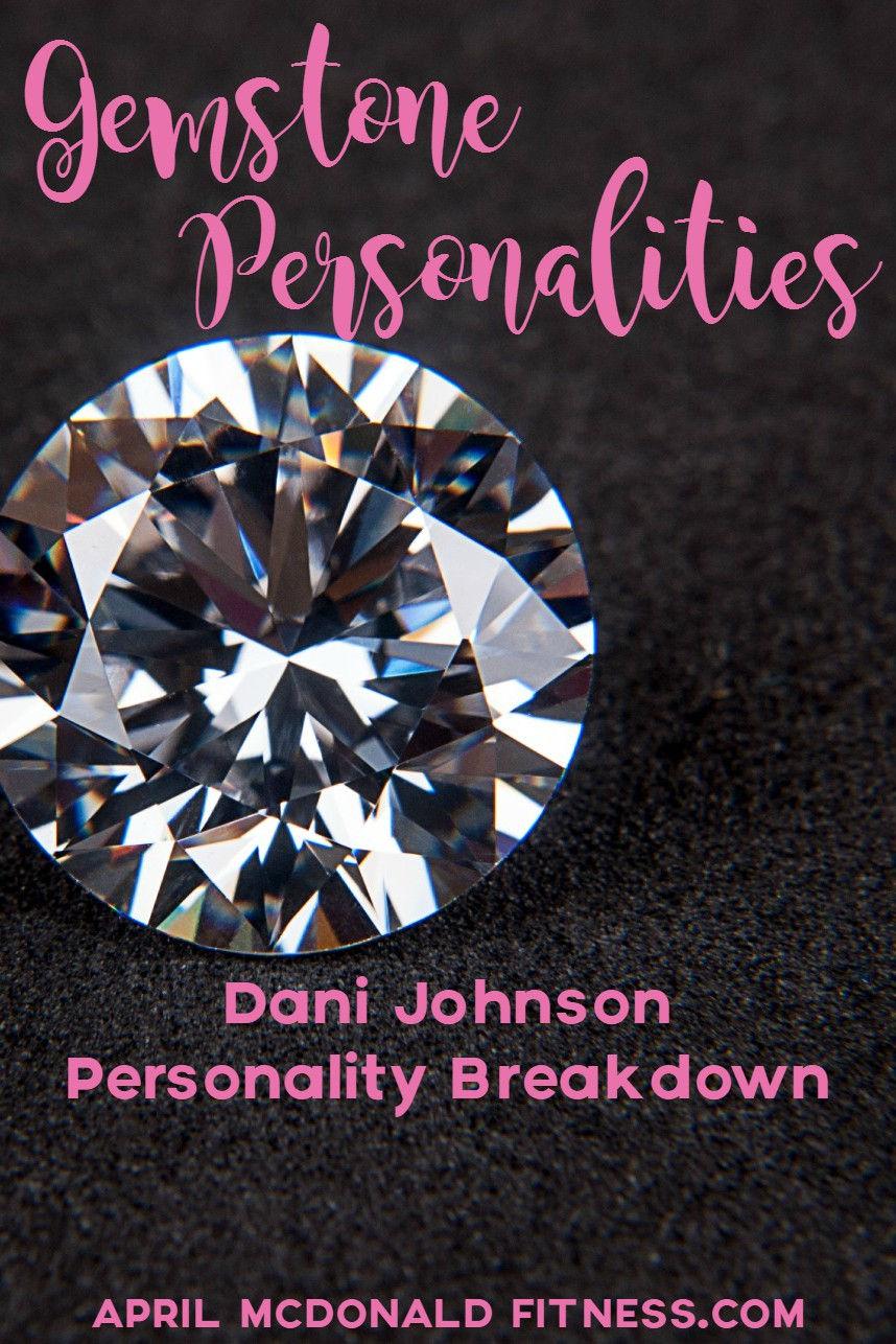 Created by motivational speaker, Dani Johnson, this personality breakdown is symbolized by four different precious gems: pearls, rubies, sapphires, and emeralds.