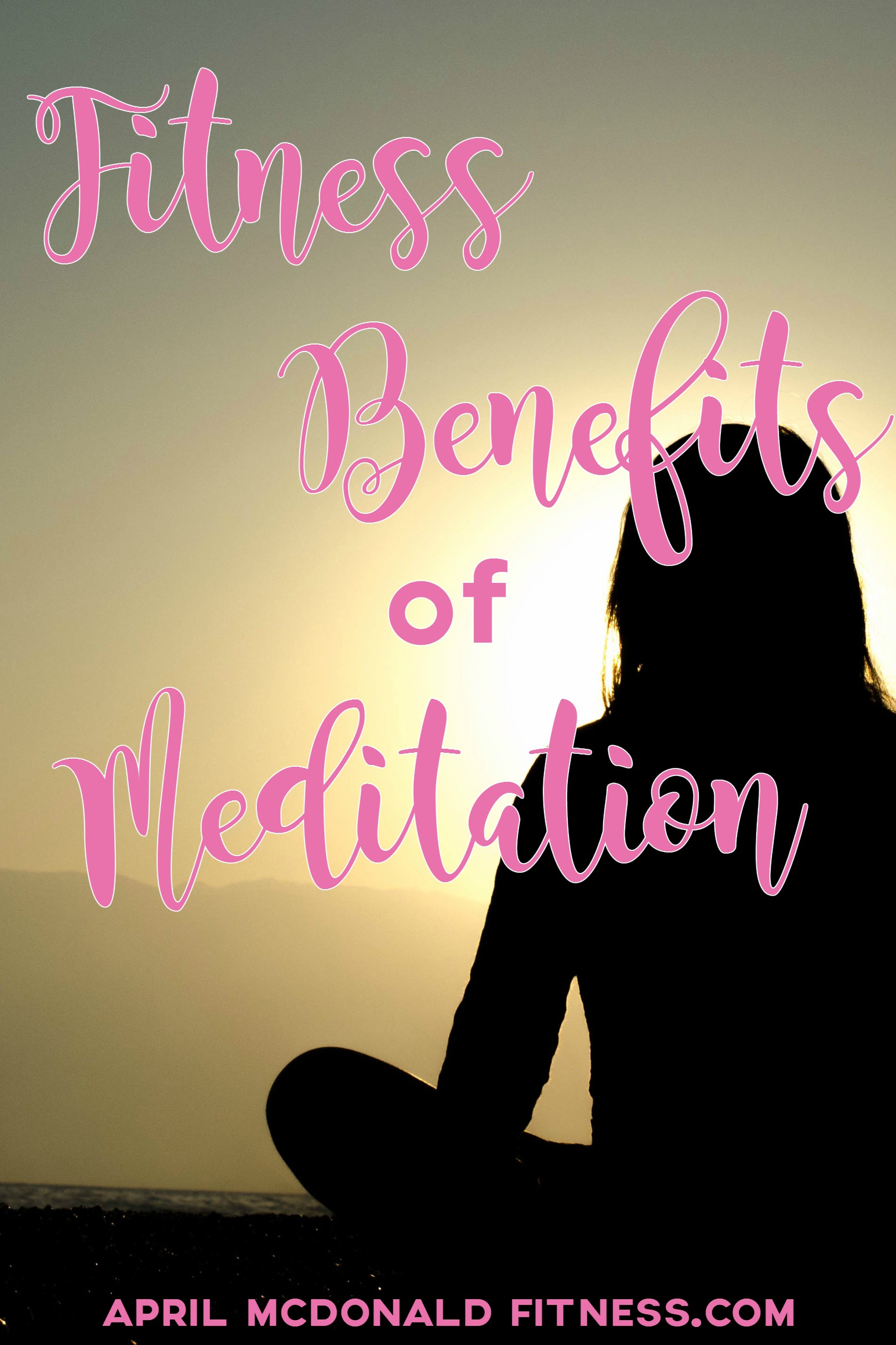 Need an extra boost to help you physically? Need more peace to be more productive and finish those HIIT workouts? Try meditation. It has a ton of fitness benefits!